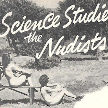 Popular Science Nudism Article (1938)